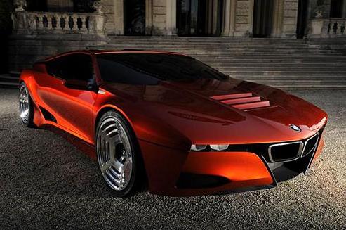 世界上最帅的跑车 你见过哪些图片
