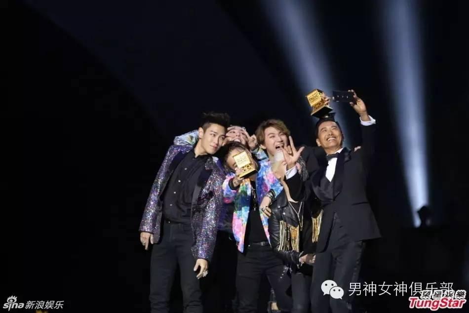 2015韩国MAMA颁奖典礼海量图片