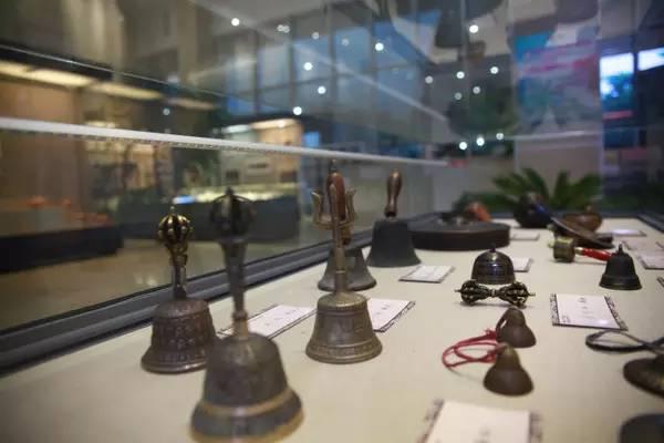 博物馆举办云南少数民族乐器展