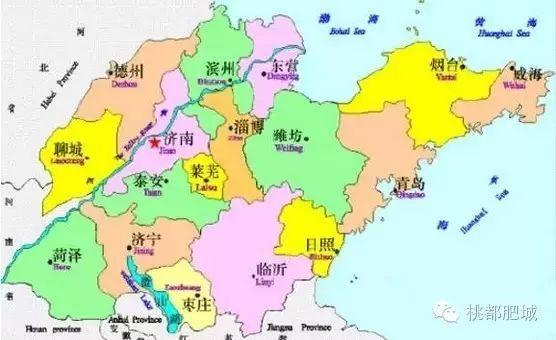 网传最新山东省区划方案-网传 山东马上要重新划分了,滨州没了,东