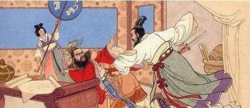 秘荆轲刺杀秦王前究竟在等谁