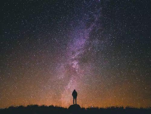 们的目标是征服星辰与大海-只有宇航员才能看得见的太空美景