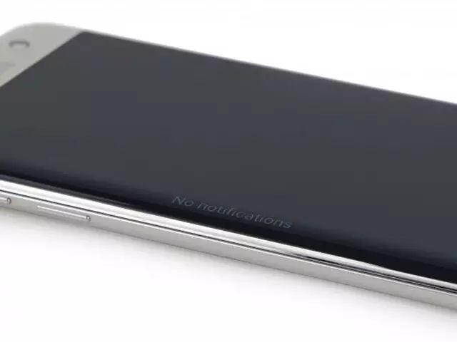 追求屏占比!三星S8将采用全屏无边框设计(图片来自于彭博社)-够