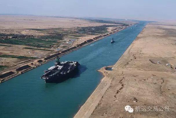 埃及寻求新的苏伊士运河收费系统