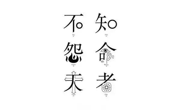 我国传统视觉文化元素在字体设计中的体现应用