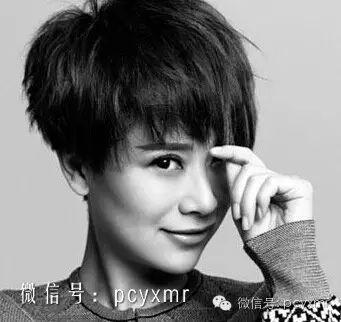小宋佳的新发型真是一言难尽 女明星拼超短发我只服李宇春图片