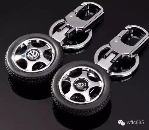 传统汽车钥匙扣该换代了,现在流行这几款多功能的汽车钥匙扣高清图片