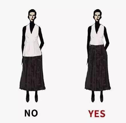 唉嘛 为啥有的人穿衣服就那么显瘦呢