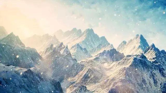 沁园春·雪-关于冬天的诗歌,你读过几首 内含福利,强烈推荐