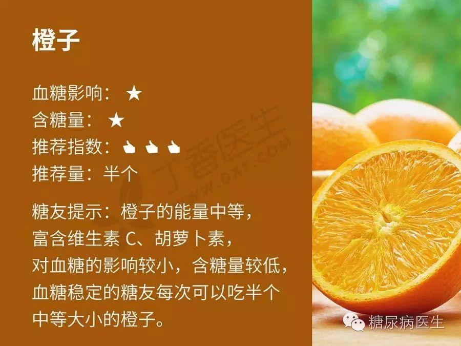 秋季丰收季,10 图助你明智吃水果,血糖平稳享口福