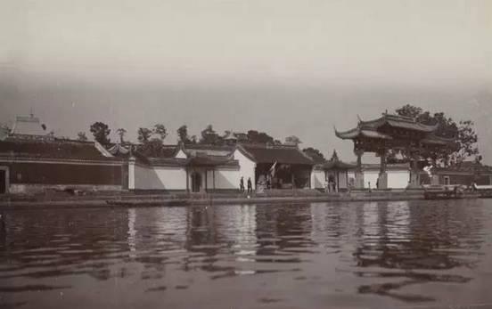 105年前的杭州西湖老照片 惊呆 太美了图片