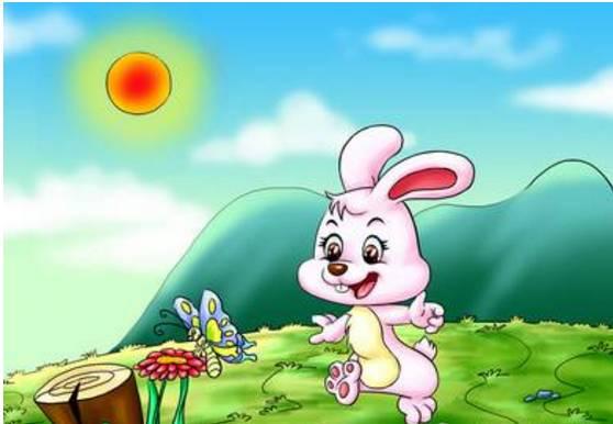 睡前故事 小白兔吹笛子