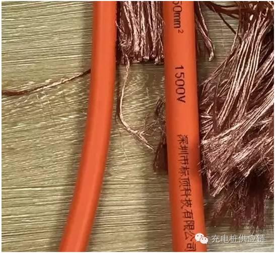 图 标顶科技汽车高压线-汽车高压电缆与充电电缆10大区别高清图片