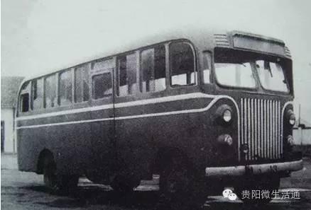 从第一辆公交车到水上公交,细数贵阳公共交通65年来的变化高清图片