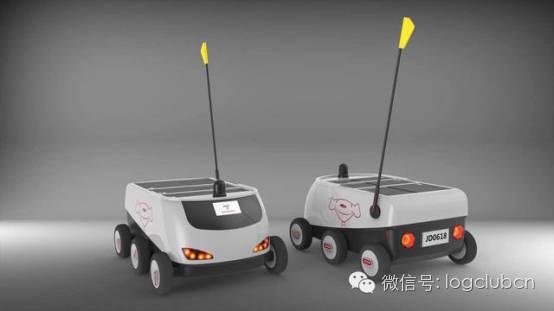 智慧物流大作战菜鸟机器人VS京东无人配送车,最后一公里谁更强